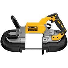 DeWALT DCS374B 20-Volt 5-Inch Cutting Depth Variable Speed Band Saw - Bare Tool