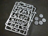 40K Astra Militarum / Imperial Guard Catachan Jungle Fighters on Plastic Frame