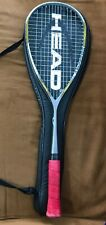 Cabeza Inteligencia i.X150 Raqueta Squash Racquetball Con Estuche intellifiber