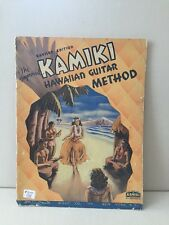 Kamiki Hawaiian Guitarmethod William Smith Paperback 1928 Smith Music