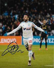 Olympique de Marseille Romain Alessandrini  Autographed Signed 8x10 Photo COA