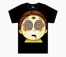 3rd Eye Morty Rick and Morty Tee shirt custom s,m,l,xl size