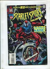 SCARLET SPIDER UNLIMITED #1 - THE TOMB OF KAINE! - (7.0) 1985