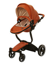 Brown Elle Baby Elite Stroller