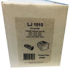Compatible HP LaserJet 1010, 1012, 1015, 3015, 3020, 3030 Canon LBP-2900, 3000