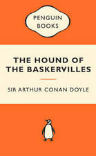 The Hound of the Baskervilles by Sir Arthur Conan Doyle (PenguinPaperback, 2010)