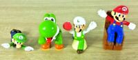 McDonalds Nintendo Super Mario Bros Luigi Yoshi Happy Meal Promotional Toy 2017