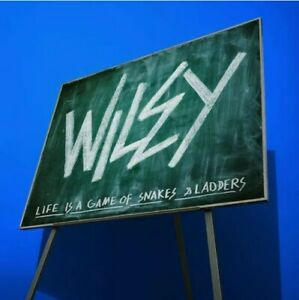 Wiley - Life Is A Game Of Snakes & Ladders -  CD
