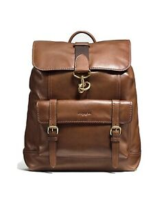 COACH BLEECKER BACKPACK Style No. 86929 Fast Shipping