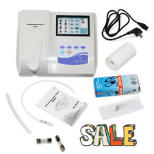 Touch Screen Semi-auto Biochemistry Analyzer 7'' Color LCD USB Thermal Printer