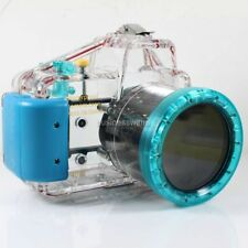 40M 130ft Underwater Diving Waterproof Housing Case Cover for Sony NEX-5 18-55mm