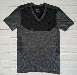 Fila Men's Shirt T-shirt Gray size Small
