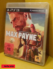 MAX PAYNE 3 - PS3 Spiel - gebraucht, Funktion getestet