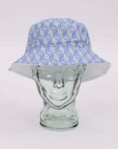 adidas Originals Reversible Bucket Hat in Lilac & White - sun hat festival hat