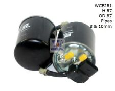 WESFIL FUEL FILTER FOR Mercedes Benz ML250 2.2L CDi 2012 03/12-on WCF281
