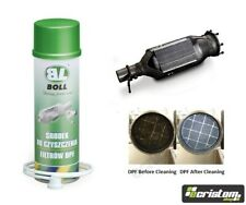 DPF FAP CLEANER Diesel Particulate Filter REGENERATOR 400ml PROFESSIONAL BOLL K2