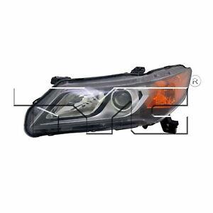 For 2013-2015 Acura ILX Driver Side Halogen Headlight Head Light Lamp LH