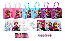 Disney Frozen Elsa Princess Birthdat Party Favor Goodie Gift candy Bags 42pc set
