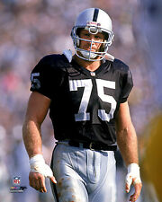 HOWIE LONG L.A. RAIDERS CLASSIC (1988) Premium NFL POSTER Print