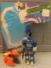 Transformers Action Masters Soundwave 1990 G1 100% Complete, Cut Card