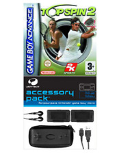 Top Spin 2 et Accessory Pack pour Game Boy Advance