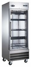 Saba Commercial Refrigerator Beverage Cooler Amp Display Case 1 Glass Door