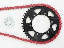 Vortex 245AZR-53 Red 53-Tooth Rear Sprocket