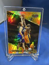 Shaquille O'Neal 1999-00 Bowman's Best ATOMIC REFRACTOR MINT PSA WORTHY 006/100