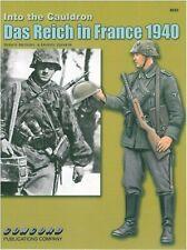 Concord Publications Into the Cauldron Das Reich in France 1940 Book No. 6533