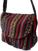 Schultertasche Damen Tasche Ethnic Stil Hobo Handtasche Slouch Tasche Frauen NEU
