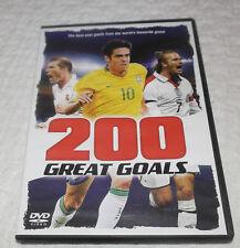 DVD 200 Great Goals