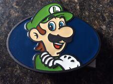 Nintendo Super Mario Luigi Belt Buckle