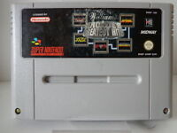 SNES Spiel - William´s Arcade´s Greatest Hits (PAL) (Modul) 10631676