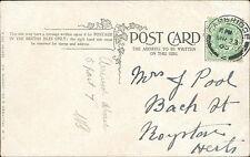Mrs Pool. Back Street, Royston, Hertfordshire. 1905. Shrewsbury Schools JE.699