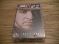 Stevie Ray Vaughan and Double Trouble Greatest Hits Cassette