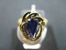 Statement Natural Sapphire Fine Rings