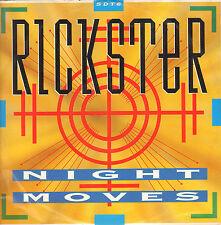 Rickster - Night Moves - 1988 - Sure Delight - SDT 6 - Uk