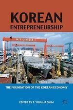 Very Good, Korean Entrepreneurship: The Foundation of the Korean Economy, , Book