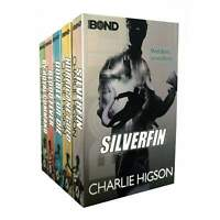 Young Bond 5 Book Set Series Collection by Charlie Higson NEW