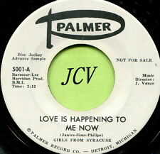 GIRLS FROM SYRACUSE (Love Is Happening To Me Now)  NORTHERN SOUL  45 RPM  RECORD