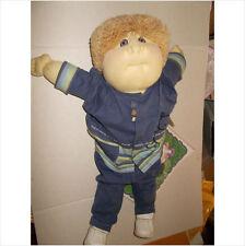 SOFT SCULPTURED CABBAGE PATCH LIMITED ED CHIMNEY MTN KID! BOY! HANDSIGNED! 2005