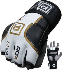 Rdx Membrane Dome Technology Mma Gloves Boxing Grappling