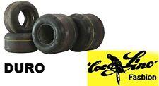 1 Satz Kart DURO Reifen Kartreifen ohne Felgen  4,50 + 7,10 tyres pas disponible