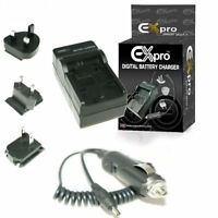 Battery Charger NP-40 for Fuji Finepix F402, F455, F460, F470, F480, F610 Zoom