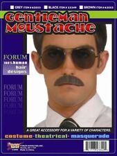 Gentlemans Gentleman Detective Police Mustache Moustache Facial Hair Accessory