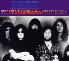 Fireball: 25th Anniversary - Deep Purple (1996, CD NEU)