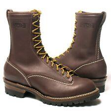"Wesco Jobmaster 10"" Brown Boots BR 110100"