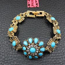 Betsey Johnson Fashion Jewelry Elegant Shiny Diamante Bangle Bracelet