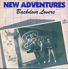 7inch NEW ADVENTURES backoor lovers HOLLAND POWERPOP EX 1980