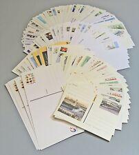 267 ungebrauchte Plusbriefe und Pluskarten, nominal Euro 139,50